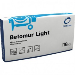 BéTOMUR light - 18 KG