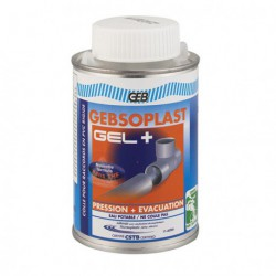 COLLE PVC GEBSOPLAST GEL +...