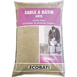 SABLE À BATIR GRIS :...