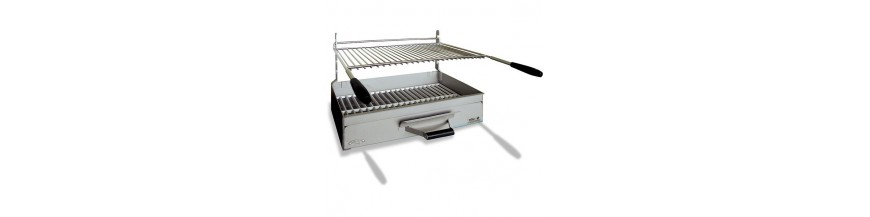 PLANCHAS - BARBECUES - FONTAINES